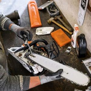 Werkzeugreparatur