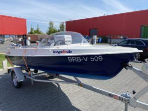 Motorboot  15 PS – Führerscheinfrei